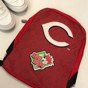 Handbags - Cincinnati Reds Backpack